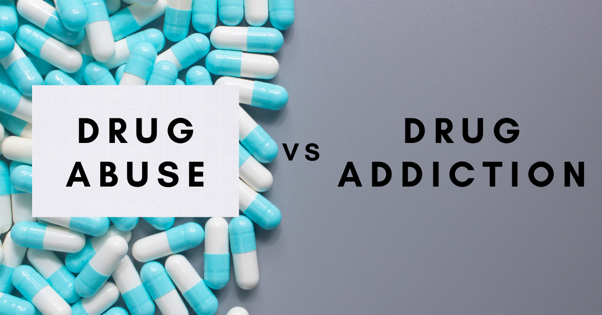 Difference between Drug Addiction and Drug Abuse